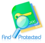 Show Hidden Files designed to search for hidden password protected files on local disks and across a network.